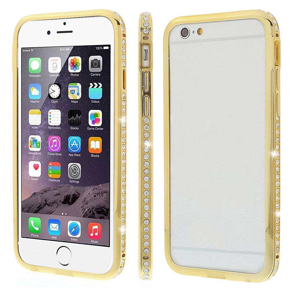 f r apple iphone 6 6 plus alu aluminium bumper case cover schale farbauswahl ebay. Black Bedroom Furniture Sets. Home Design Ideas